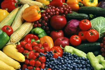 The Power of Fruit and Veg