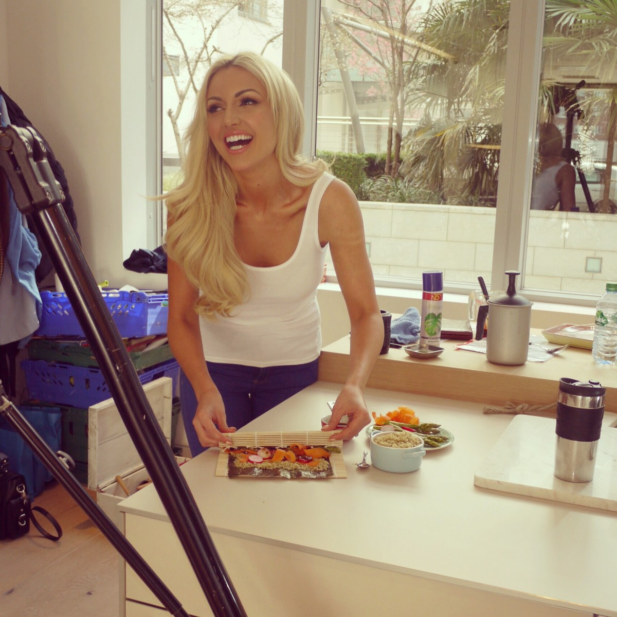 Eat Yourself Beautiful Book Shoot Day 5