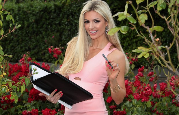 """Rosanna Davison pictured when it was announced that she  has joined the Miss University family as Brand Ambassador for its ninth annual competition. Picture:Brian McEvoy No repro fee for one use  The contest, which was most recently won by Caroline Shanahan in May, has been going from strength-to-strength and will be taken to the next level with the presence of the Miss World winner, says the competition's founder IvanoCafolla.   Speaking about her decision to align herself with the brand, 31 year-old Davison said, """"I love the strong message of Miss University for young women. It represents education, confidence, empowerment and making the most of all your skills in life"""".  The model and now author – whose debut book'Eat Yourself Beautiful' is penciled for an August release – added, """"I'm a huge supporter of women and this is a great way to give girls a platform to air their views and support the causes they care about"""".  Davison represents the well-rounded image of Miss University, which sees itself as more than just a beauty pageant, choosing candidates based on skills, passions, personality as well as outward beauty.  For Rosanna, it's about the ability to represent a brand in a mature way, """"
