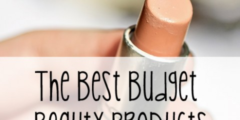 best-budget-beauty-products