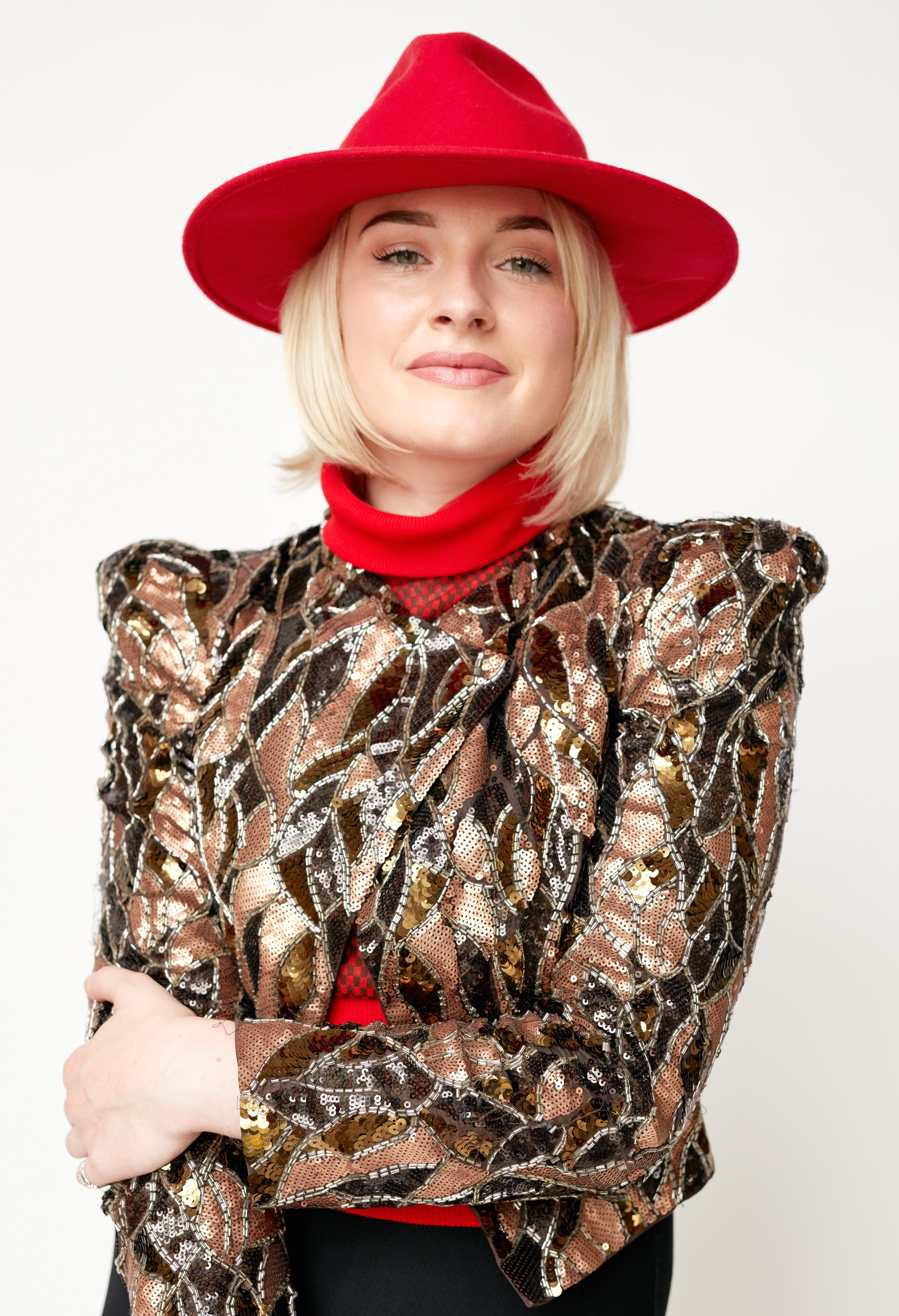 My Day on a Plate- Milliner Margaret O'Connor