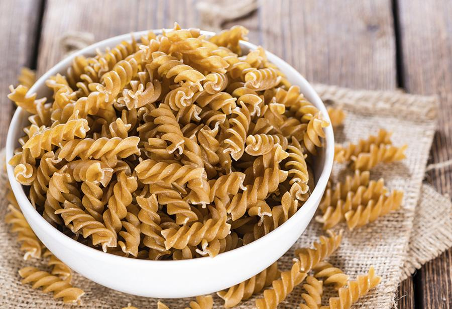 wholemeal pasta healthy meals 2016